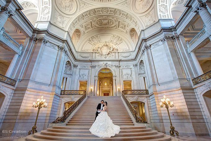 Pre wedding in San francisco by ES Creation Photography - 009
