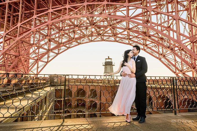 Pre wedding in San francisco by ES Creation Photography - 007