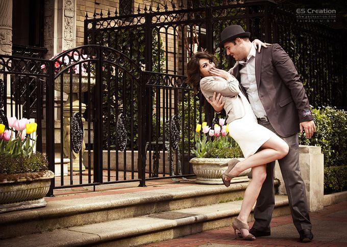 Pre wedding in San francisco by ES Creation Photography - 008