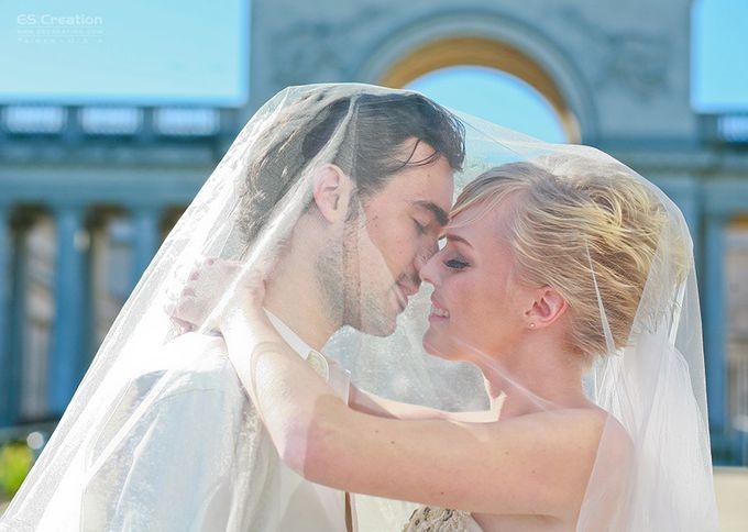 Pre wedding in San francisco by ES Creation Photography - 018