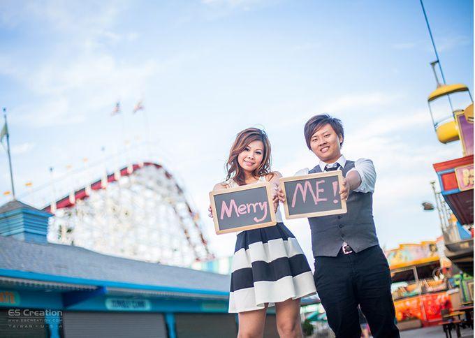 Pre wedding in San francisco by ES Creation Photography - 020