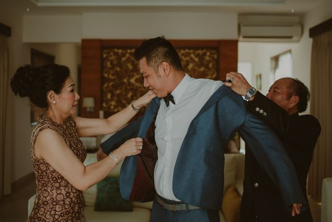 Edward & Vonny - Wedding at Pandawa Cliff Estate by Snap Story Pictures - 008