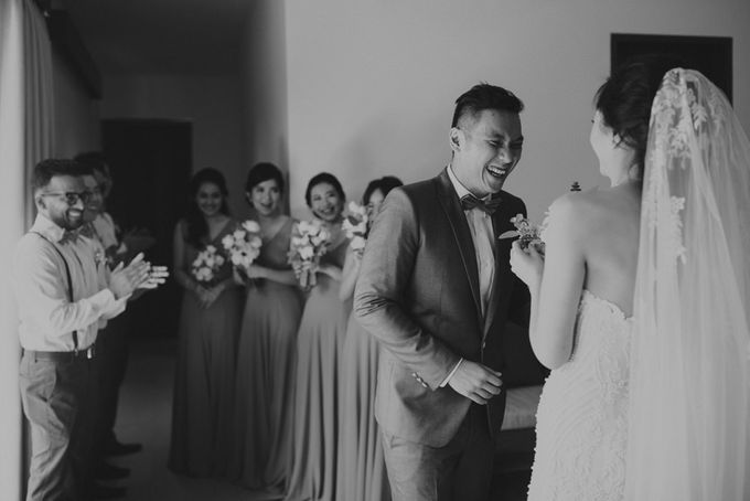 Edward & Vonny - Wedding at Pandawa Cliff Estate by Snap Story Pictures - 010
