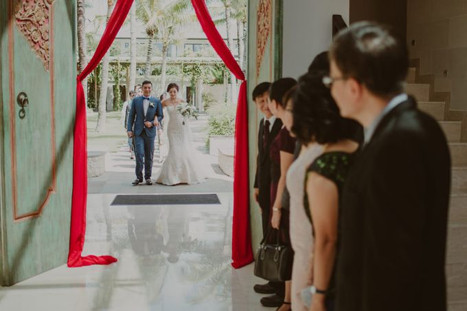 Edward & Vonny - Wedding at Pandawa Cliff Estate by Snap Story Pictures - 013