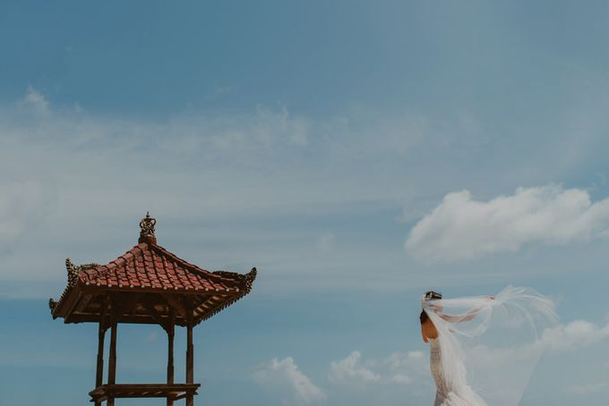 Edward & Vonny - Wedding at Pandawa Cliff Estate by Snap Story Pictures - 016