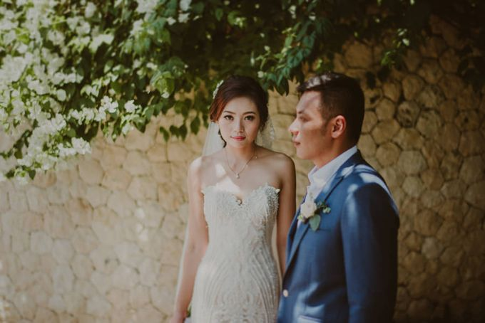 Edward & Vonny - Wedding at Pandawa Cliff Estate by Snap Story Pictures - 018