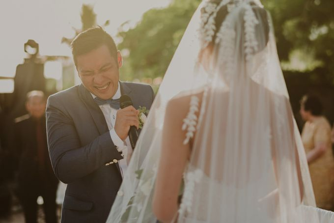 Edward & Vonny - Wedding at Pandawa Cliff Estate by Snap Story Pictures - 021