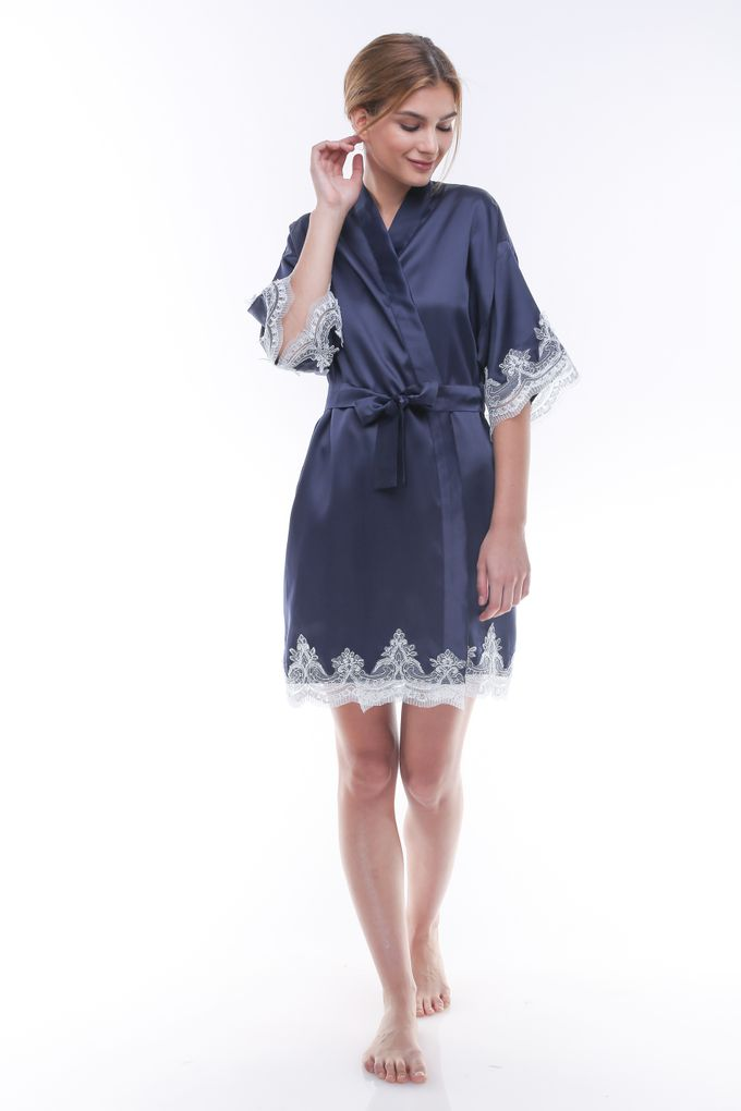 The Beverly Kimono by Bridesmaid & Co - 005