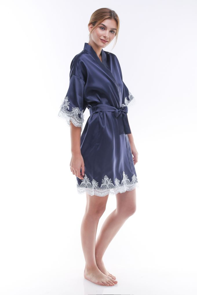 The Beverly Kimono by Bridesmaid & Co - 007