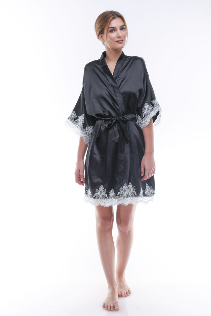 The Beverly Kimono by Bridesmaid & Co - 002