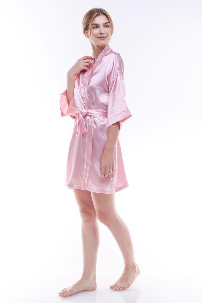The Sasha Kimono by Bridesmaid & Co - 003