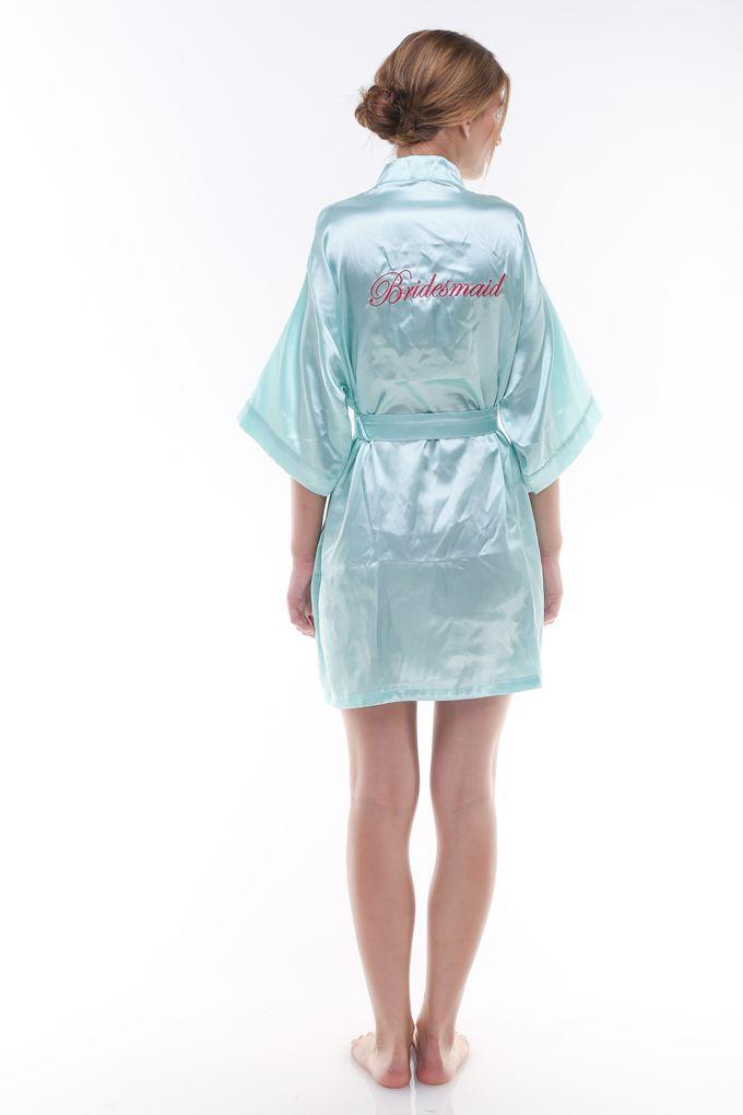The Sasha Kimono by Bridesmaid & Co - 008