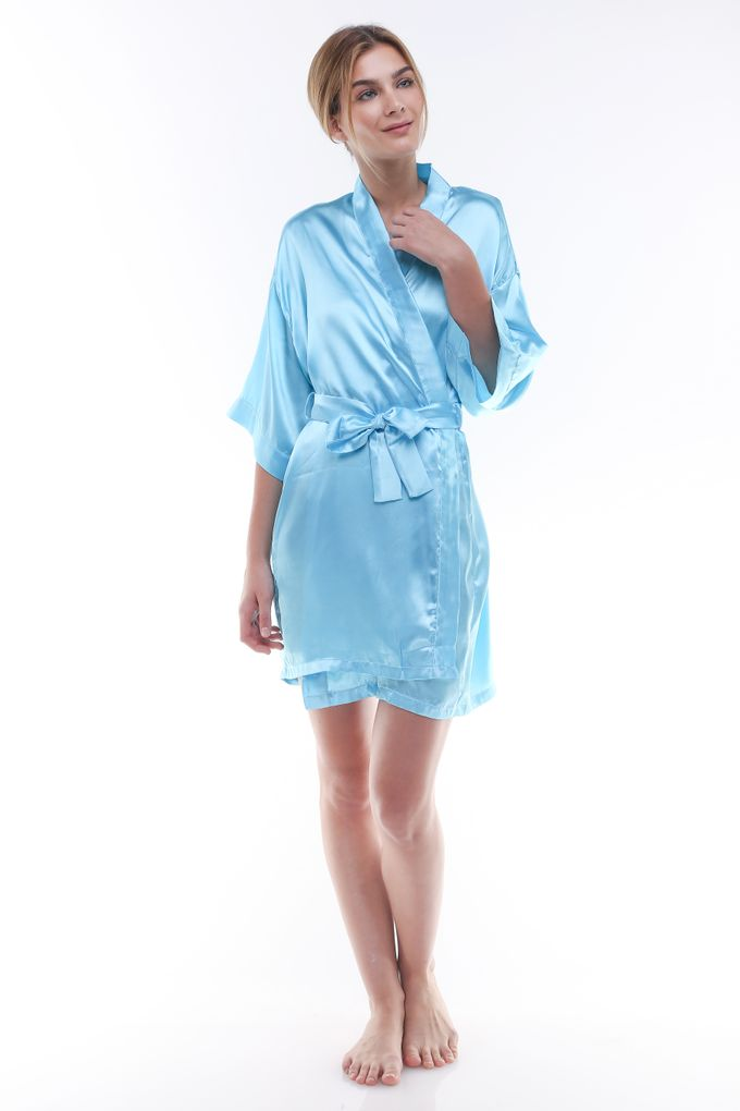The Sasha Kimono by Bridesmaid & Co - 013