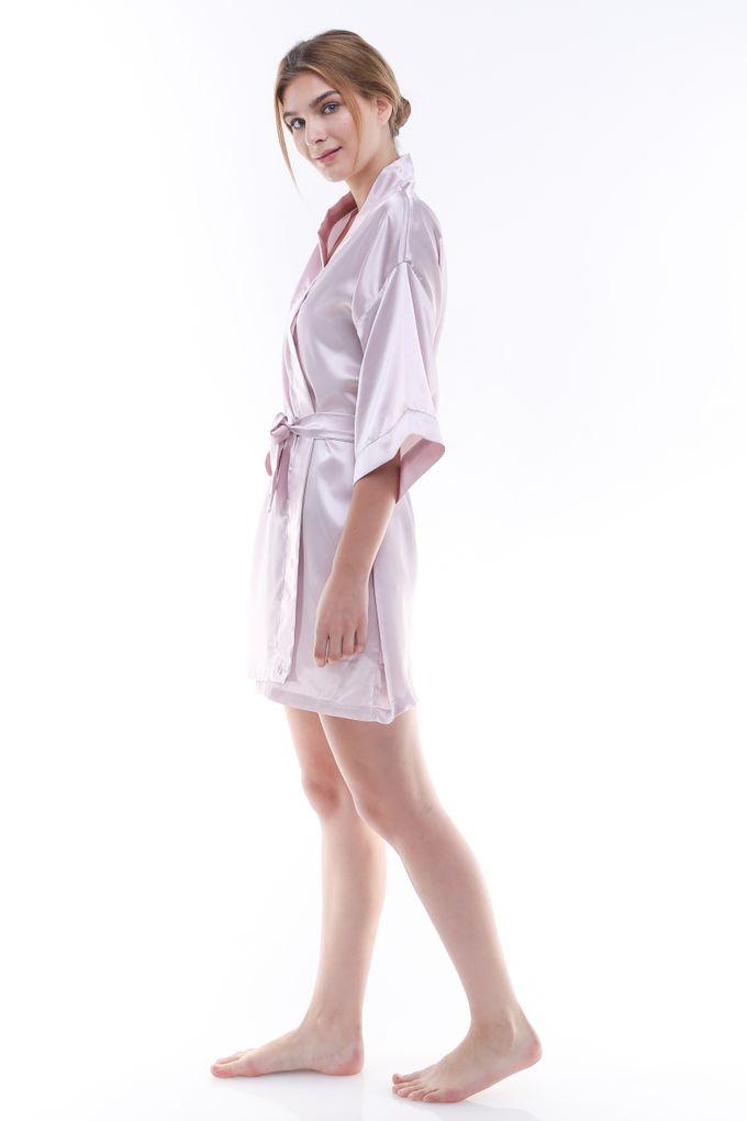 The Sasha Kimono by Bridesmaid & Co - 017