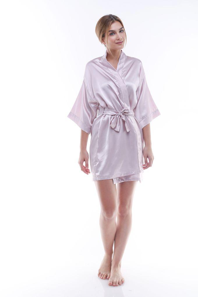 The Sasha Kimono by Bridesmaid & Co - 019