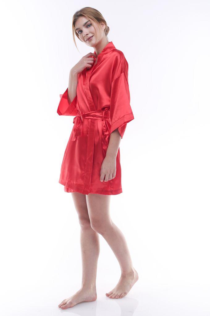 The Sasha Kimono by Bridesmaid & Co - 014