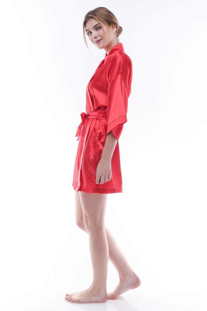 The Sasha Kimono by Bridesmaid & Co - 016