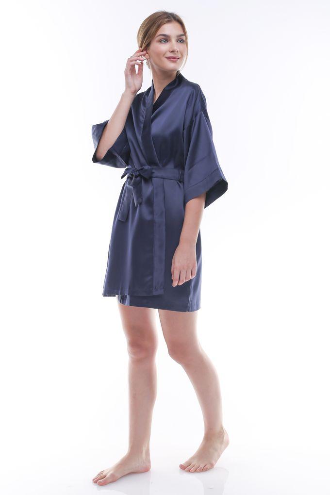 The Sasha Kimono by Bridesmaid & Co - 030