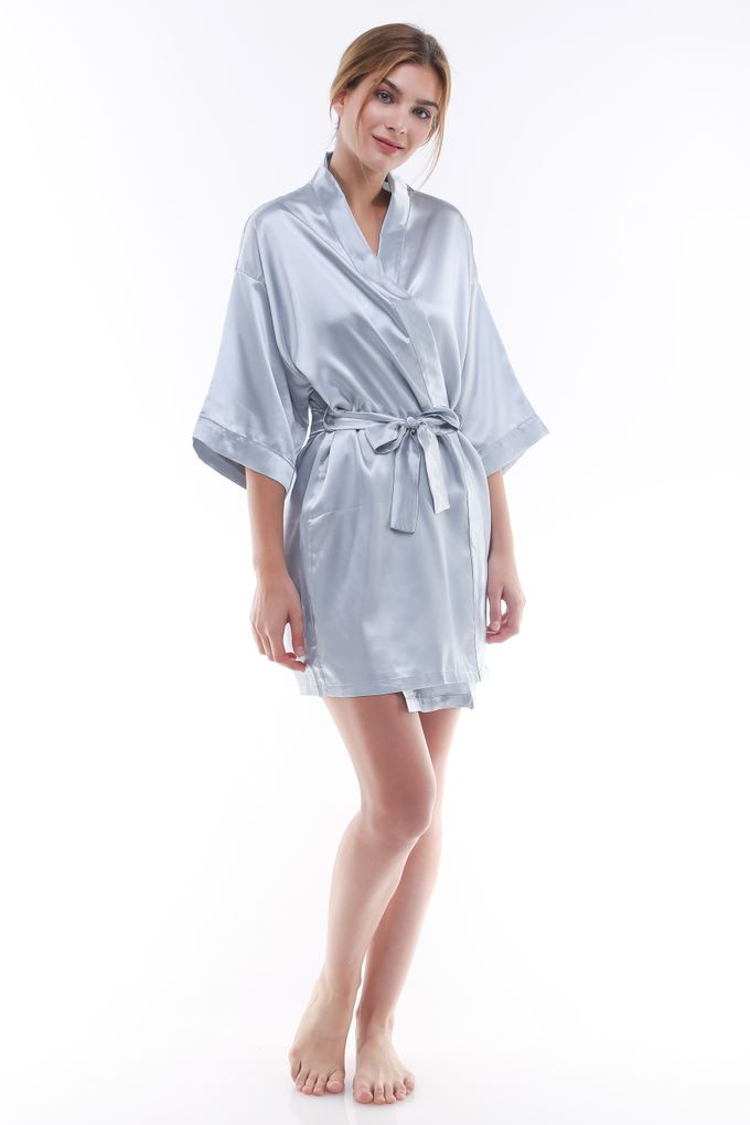 The Sasha Kimono by Bridesmaid & Co - 021