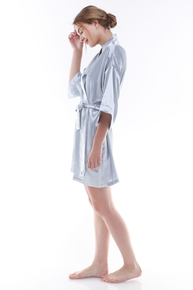 The Sasha Kimono by Bridesmaid & Co - 023