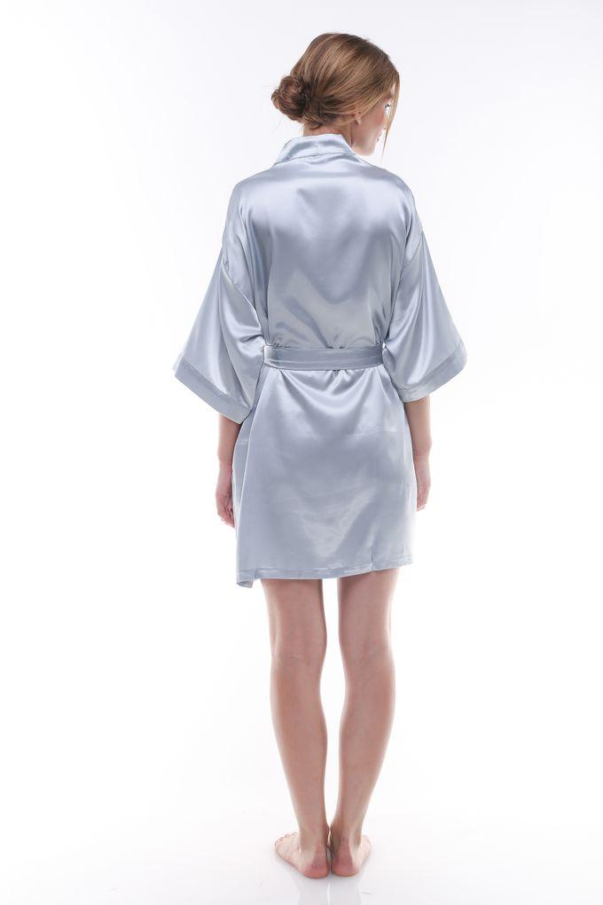The Sasha Kimono by Bridesmaid & Co - 024
