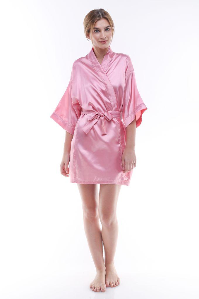 The Sasha Kimono by Bridesmaid & Co - 001