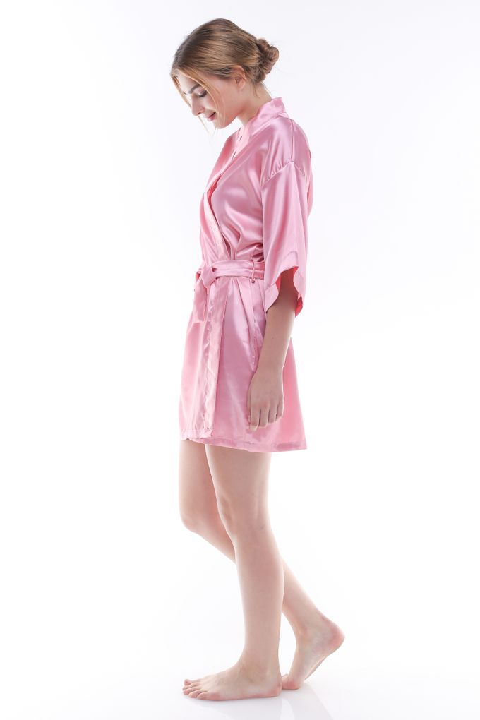 The Sasha Kimono by Bridesmaid & Co - 002