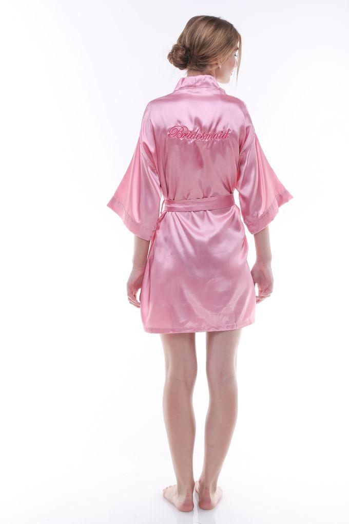 The Sasha Kimono by Bridesmaid & Co - 004