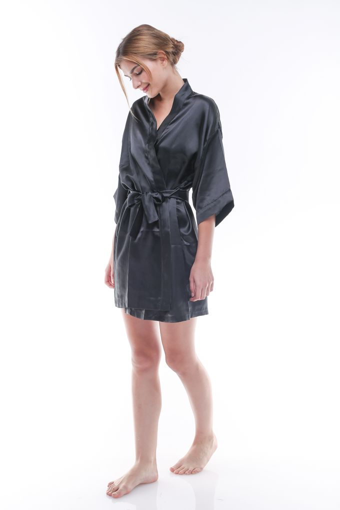 The Sasha Kimono by Bridesmaid & Co - 009