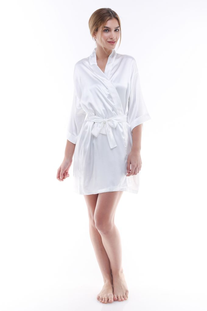The Sasha Kimono by Bridesmaid & Co - 025