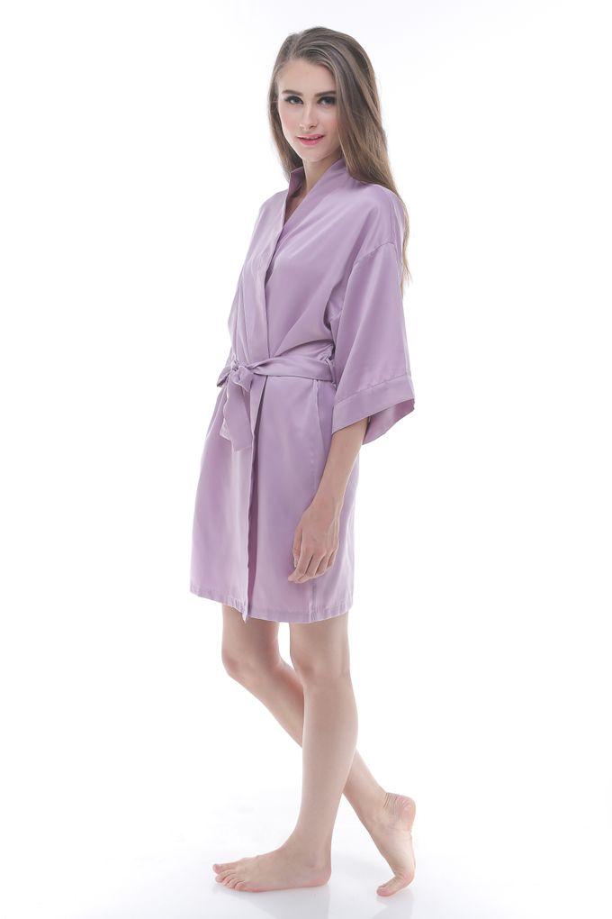The Sasha Kimono by Bridesmaid & Co - 034