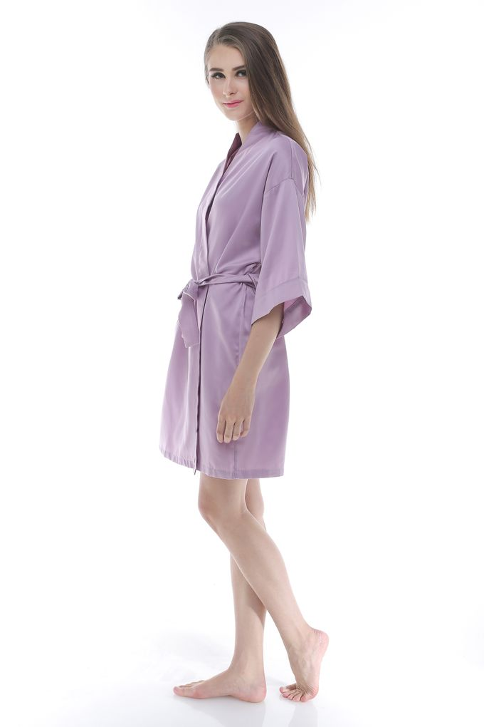 The Sasha Kimono by Bridesmaid & Co - 036