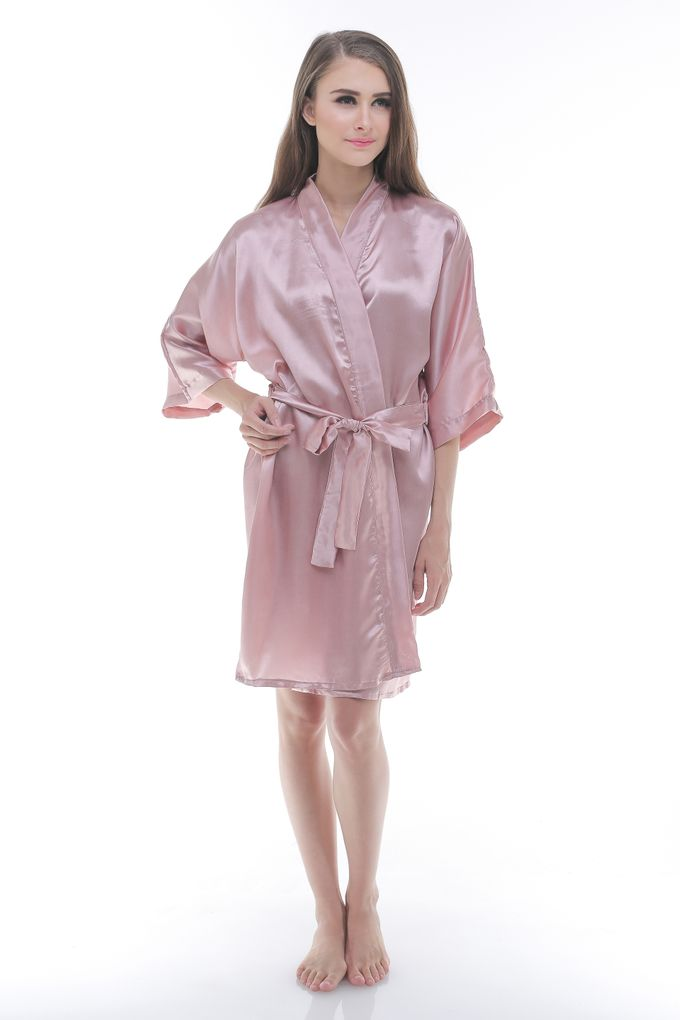 The Sasha Kimono by Bridesmaid & Co - 037