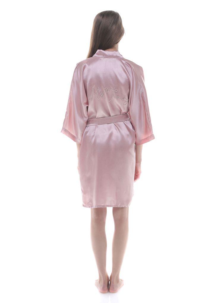 The Sasha Kimono by Bridesmaid & Co - 040