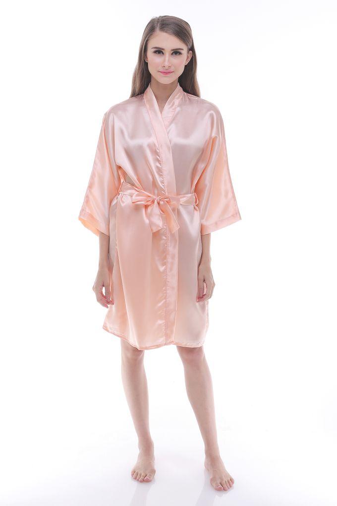 The Sasha Kimono by Bridesmaid & Co - 041