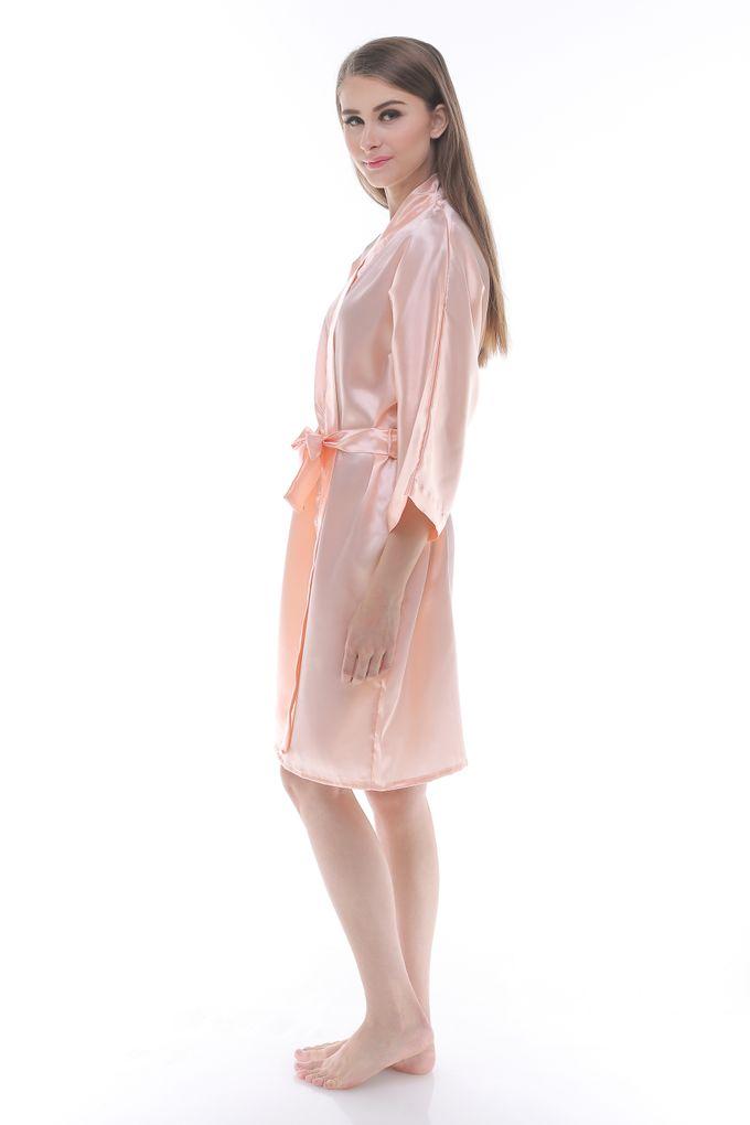 The Sasha Kimono by Bridesmaid & Co - 043