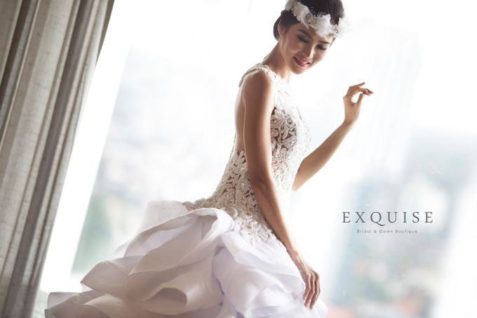 Exquise Gowns Advertising 2016 by Exquise Gowns - 015