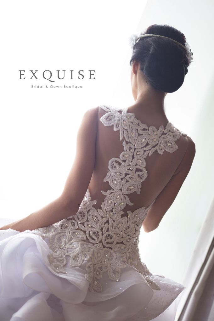 Exquise Gowns Advertising 2016 by Exquise Gowns - 014