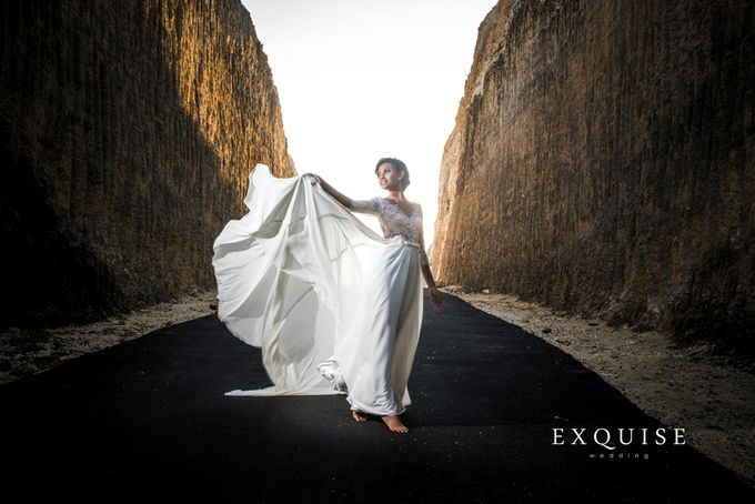 Advertising Photoshot by Exquise Gowns - 001
