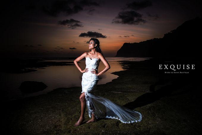 Advertising Photoshot by Exquise Gowns - 009
