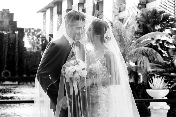 Your Dream Wedding at The Trans Resort Bali by The Trans Resort Bali - 009