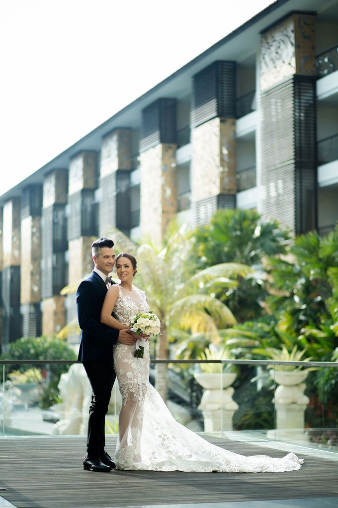 Your Dream Wedding at The Trans Resort Bali by The Trans Resort Bali - 003