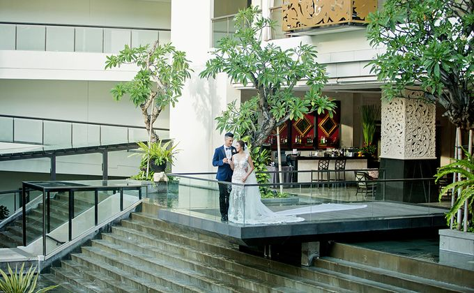 Your Dream Wedding at The Trans Resort Bali by The Trans Resort Bali - 005