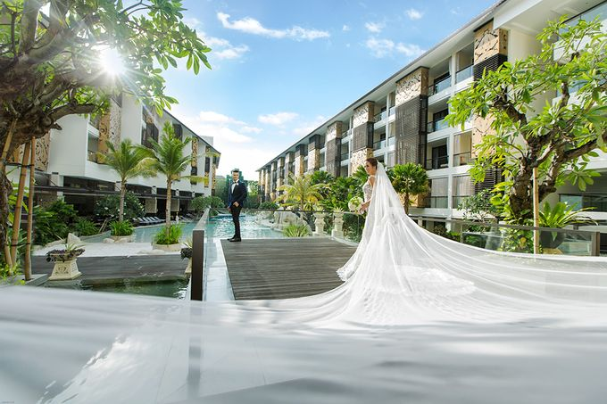 Your Dream Wedding at The Trans Resort Bali by The Trans Resort Bali - 007