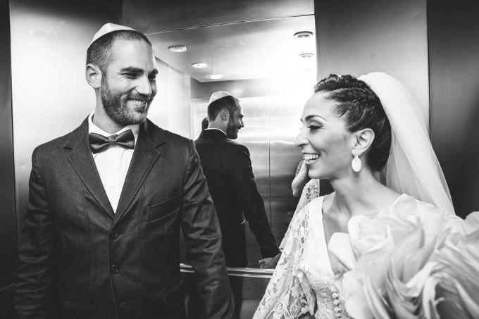 Esti & Omri's Magical Wedding by Vered Vaknin - 001