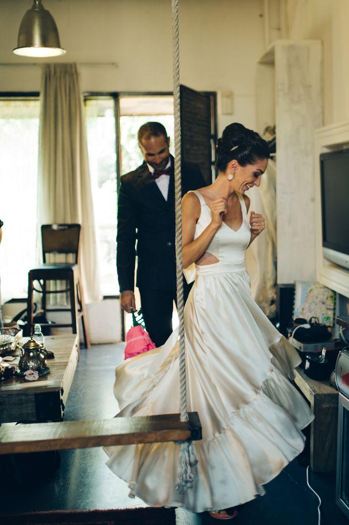 Esti & Omri's Magical Wedding by Vered Vaknin - 006