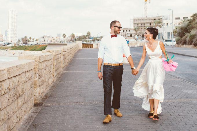 Esti & Omri's Magical Wedding by Vered Vaknin - 011