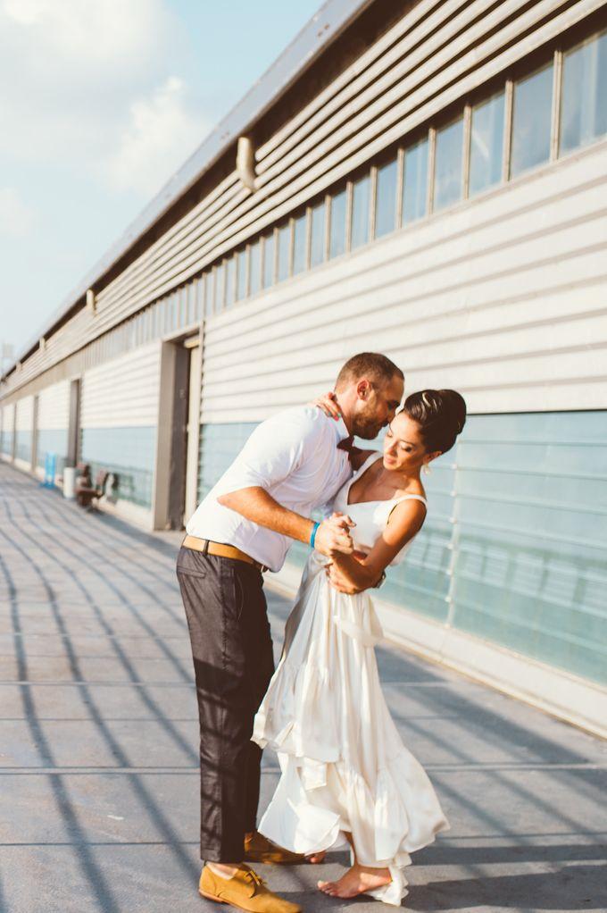 Esti & Omri's Magical Wedding by Vered Vaknin - 019