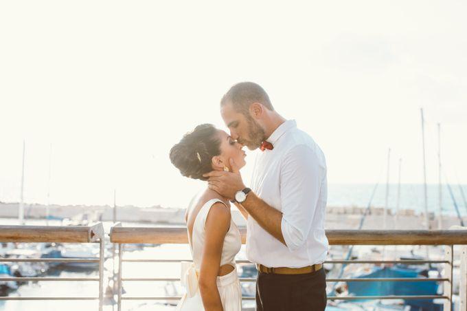 Esti & Omri's Magical Wedding by Vered Vaknin - 020