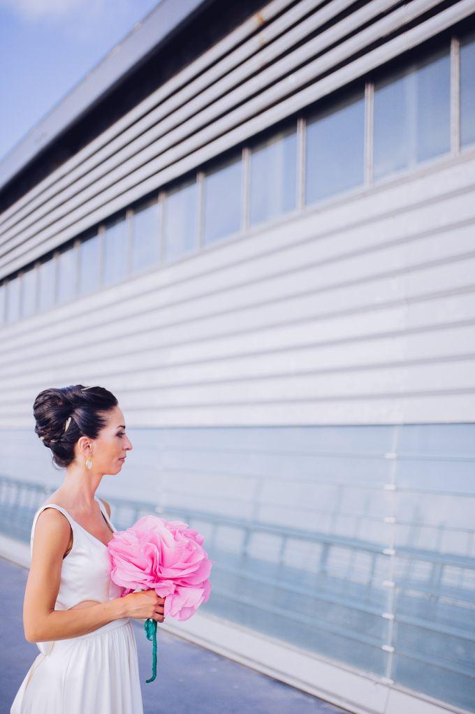 Esti & Omri's Magical Wedding by Vered Vaknin - 022